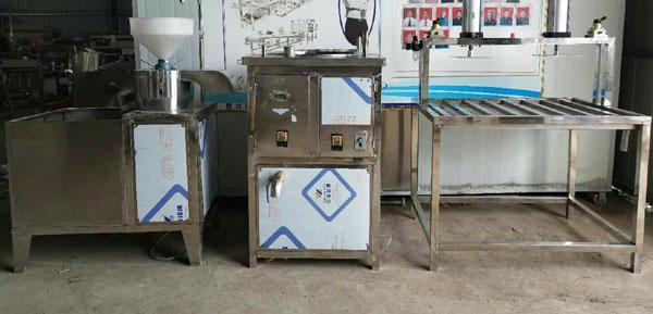 自动豆腐机
